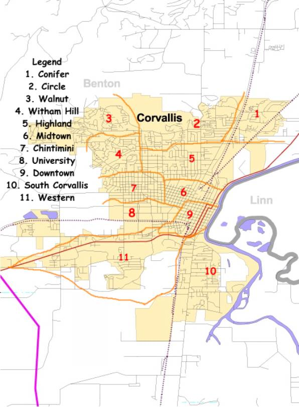 The Corvallis CRU